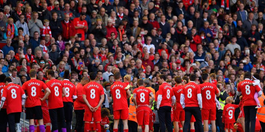 Liverpool FC: Zak Glisenan