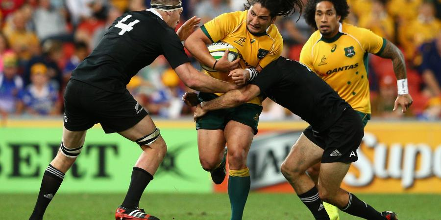 Possible All Blacks vs Wallabies - The Rugby Championship Decider