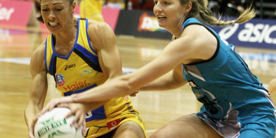 Instinct Layton's key in Netball World Cup