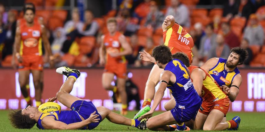 Suns, Eagles fight out draw in AFL
