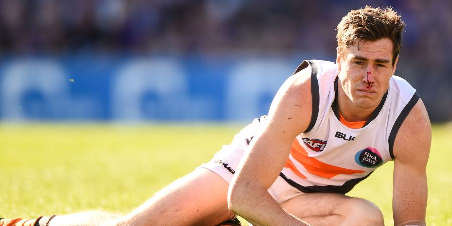 Giants sweat on stars after loss to Freo