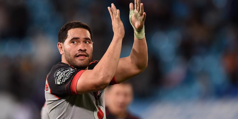 Warriors drop Hurrell for Dragons clash