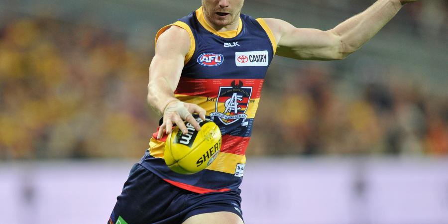 Patrick Dangerfield - 2015 Brownlow medallist