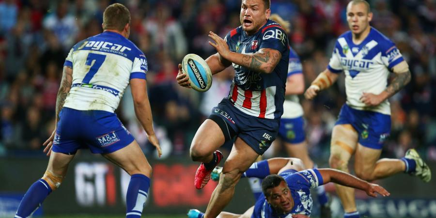 The Bondi flood: Roosters' defensive woes