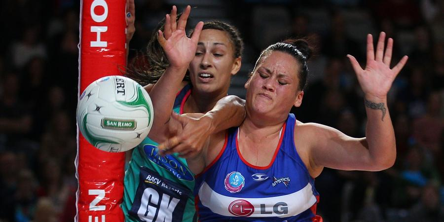England back themselves as netball threats