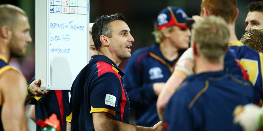 Campo unsure on Crows job
