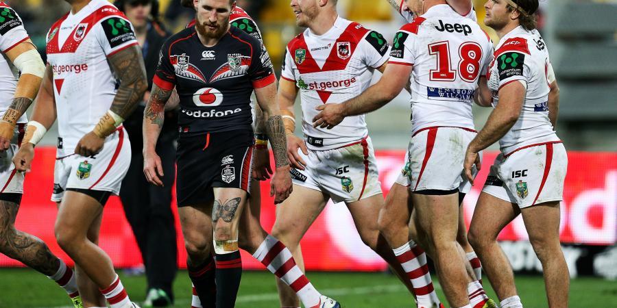 McFadden slams embarrassing Warriors