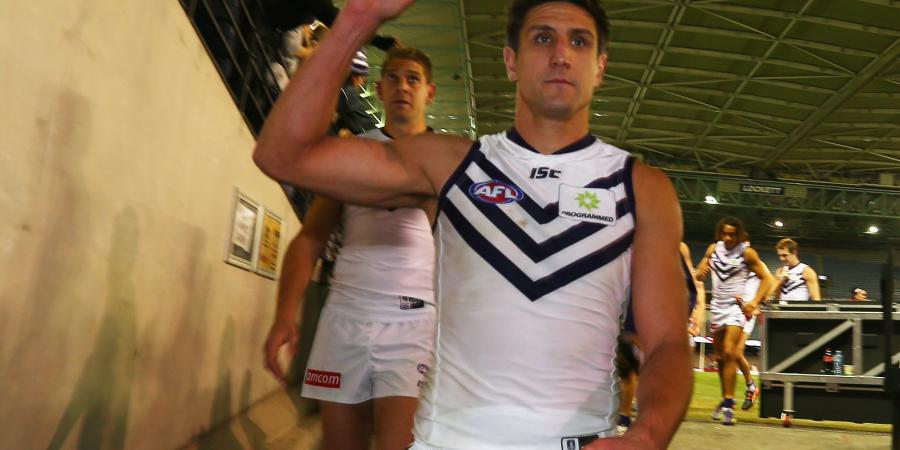 Fremantle too sharp, clinical for Saints
