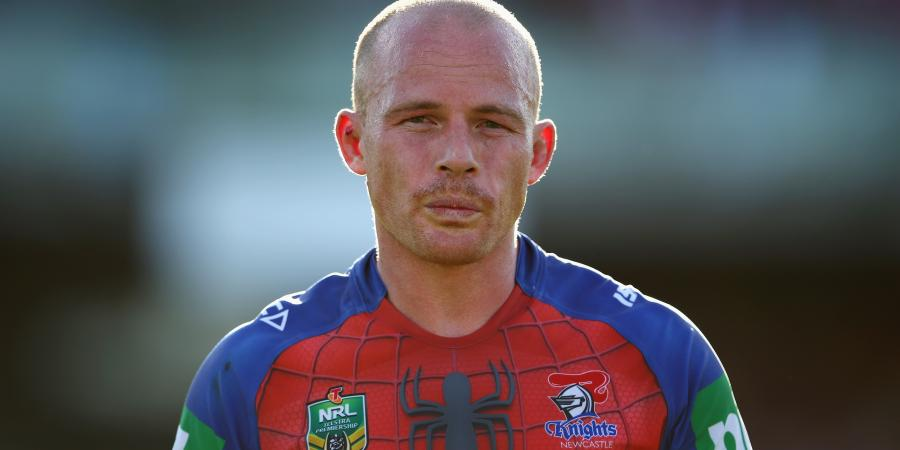 Injury could end Scott's Knights career