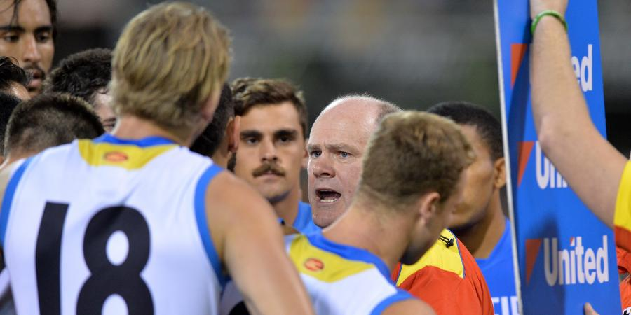 Eade unhappy despite Suns' QClash AFL win
