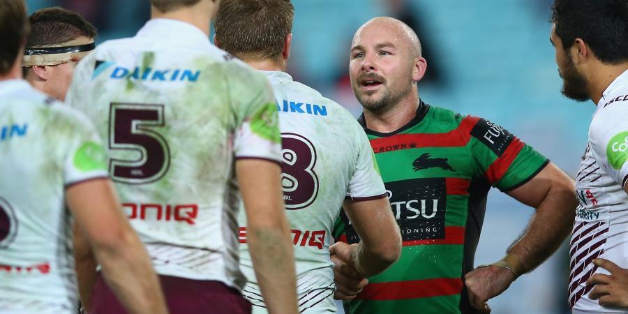 Mason slams NRL over shoulder charge ban