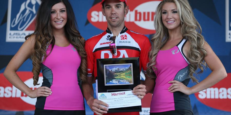 Norris posts first pro cycling win