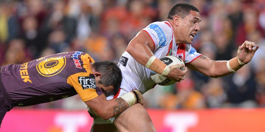 Dragons gamble to win in Brisvegas