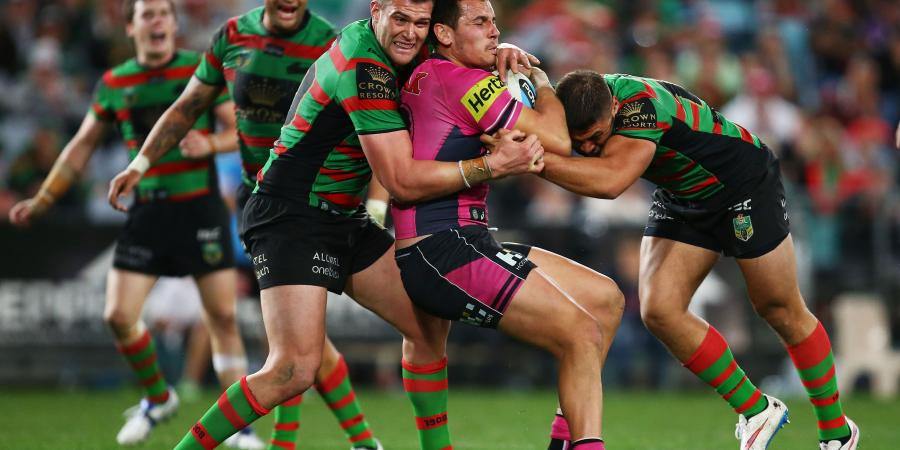 Panthers bristle at wooden spoon chance