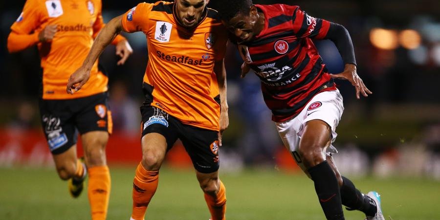Wanderers grind out FFA Cup win over Roar