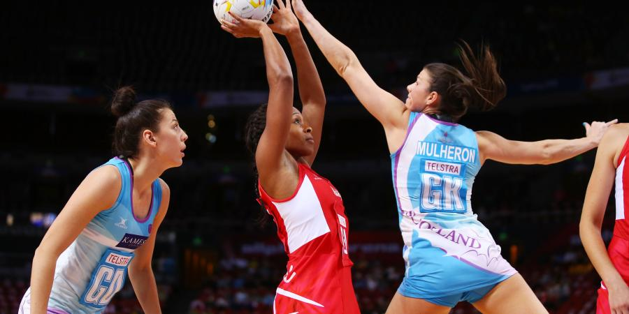 England trounce Wales at Netball World Cup