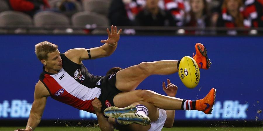 Aggression the key, says Riewoldt