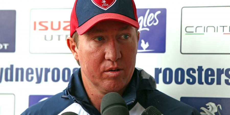 Roosters need to lift says Robinson
