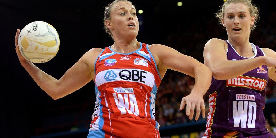 Green retires from international netball