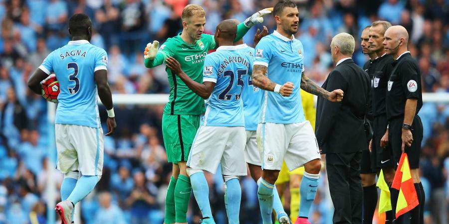 Manchester City player ratings