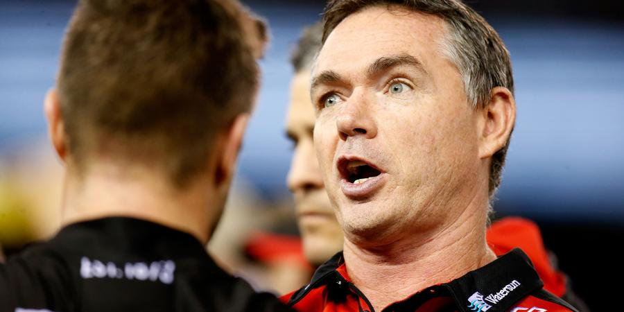 Saints AFL loss highlights pattern: coach