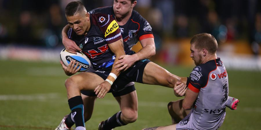 Panthers extend Warriors' NRL losing run