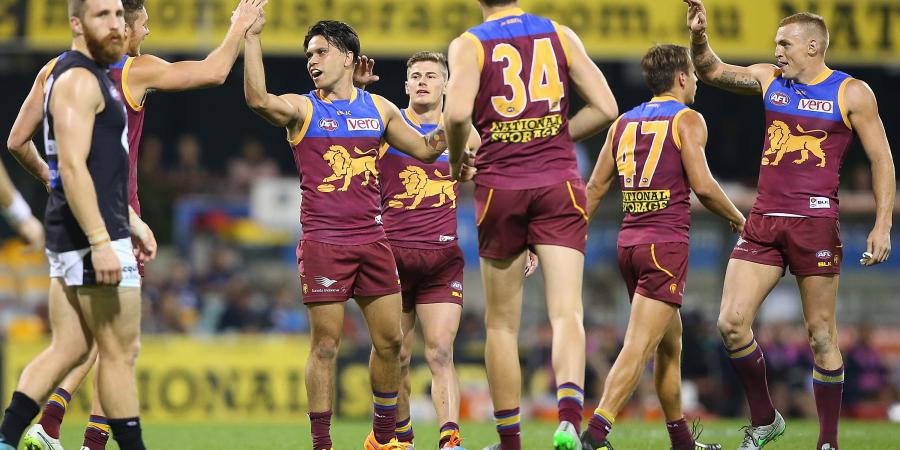 Lions can avoid AFL spoon, says Zorko