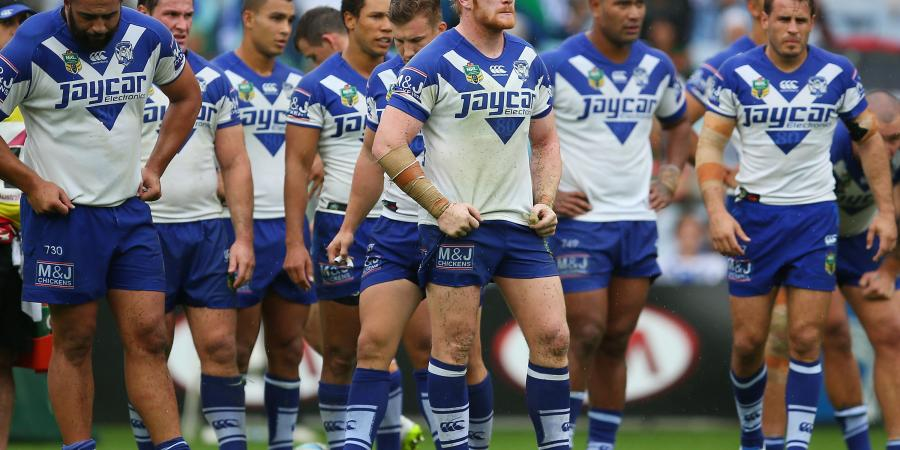 Bulldogs seek redemption against Rabbitohs