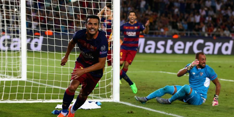 Chelsea signs Pedro