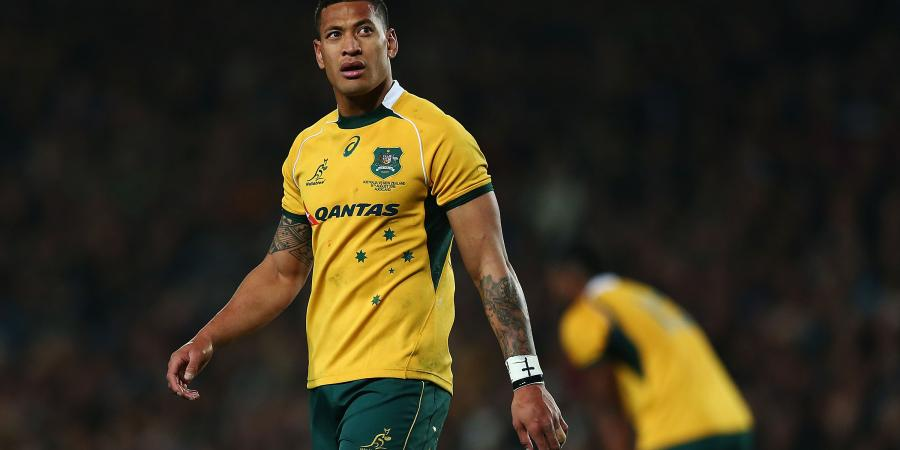 Folau says Rugby World Cup is the pinnacle