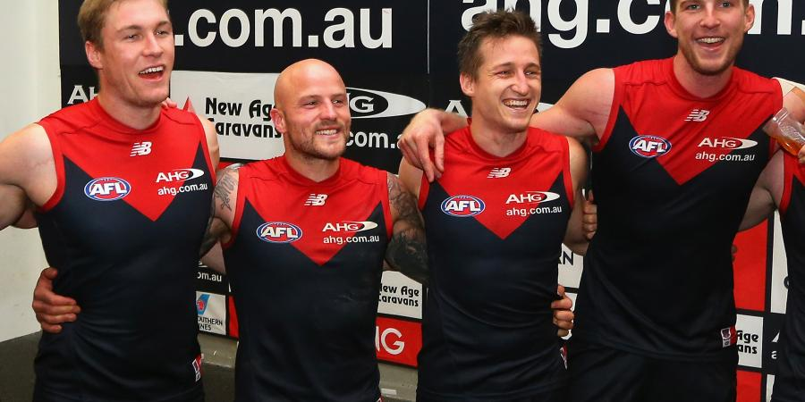 Six AFL wins a fail for Demons: McDonald