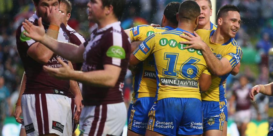Semi stops Manly's charge in NRL