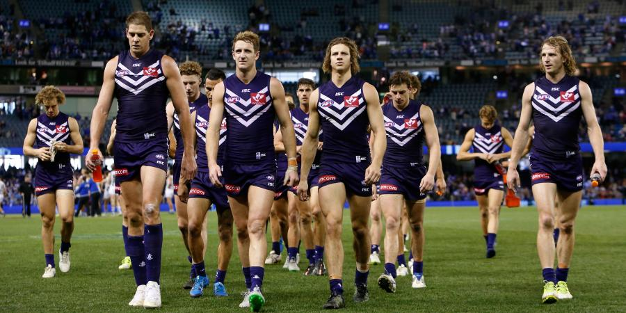 Nat Fyfe in strife after AFL report