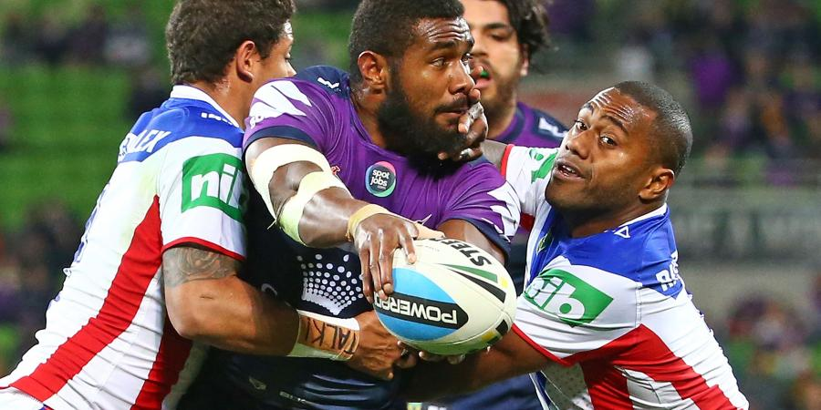 Knights shock Storm in NRL upset