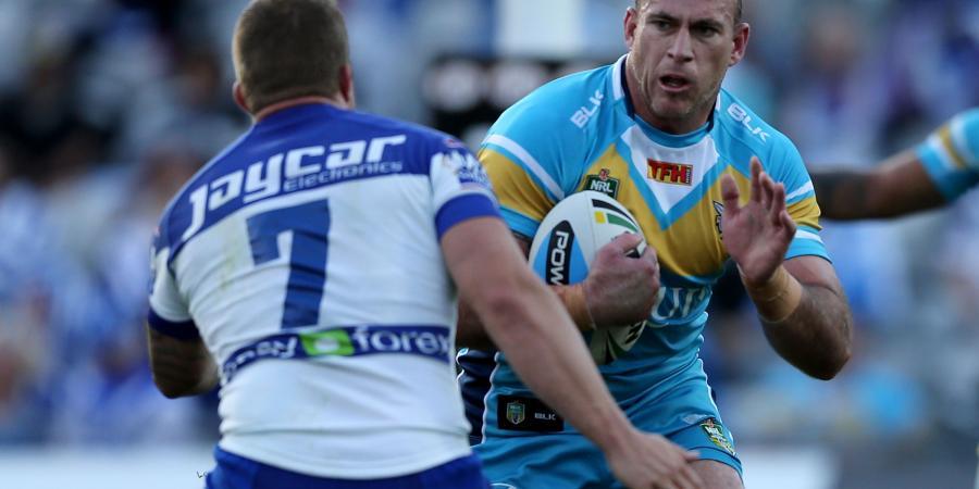Titans release White to Melbourne