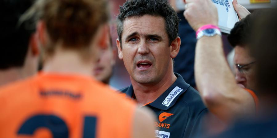 GWS to lift for Carlton game: Cameron