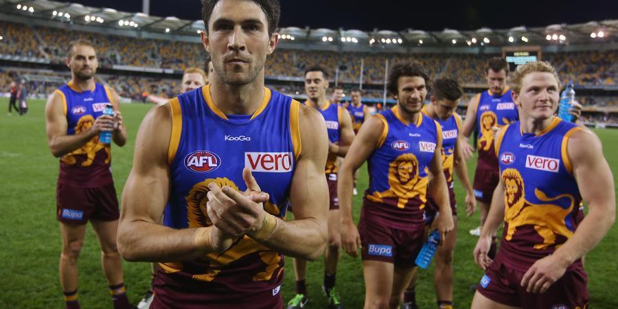 Lion Staker announces AFL retirement