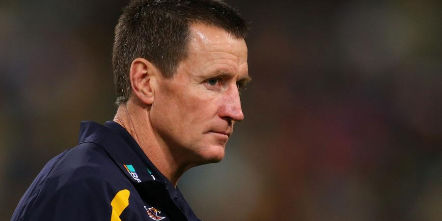 Crows uncertain on Worsfold's future