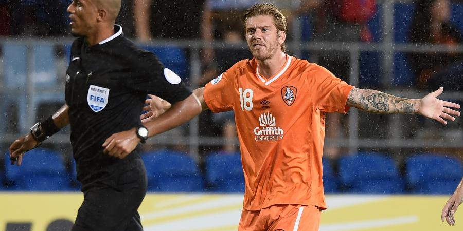 Roar's Brattan an A-League free agent