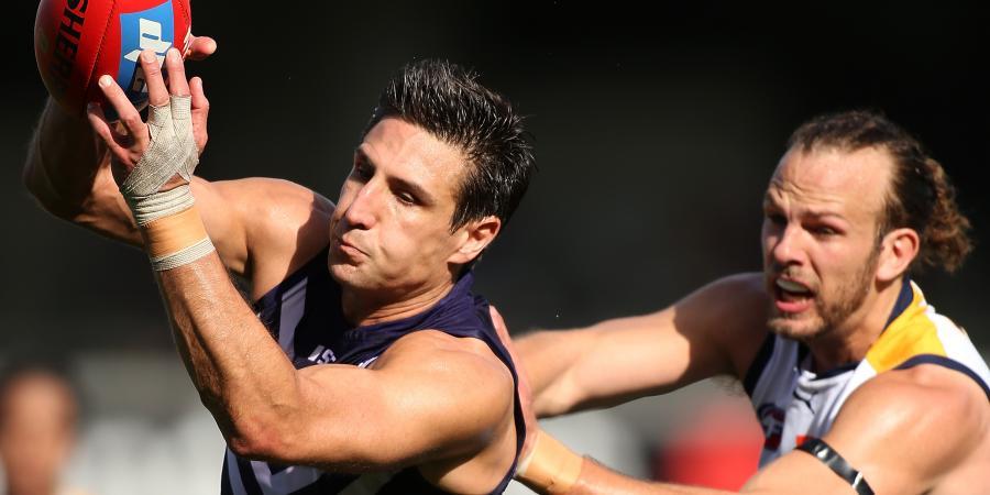 Fyfe's injury not serious, claim Dockers