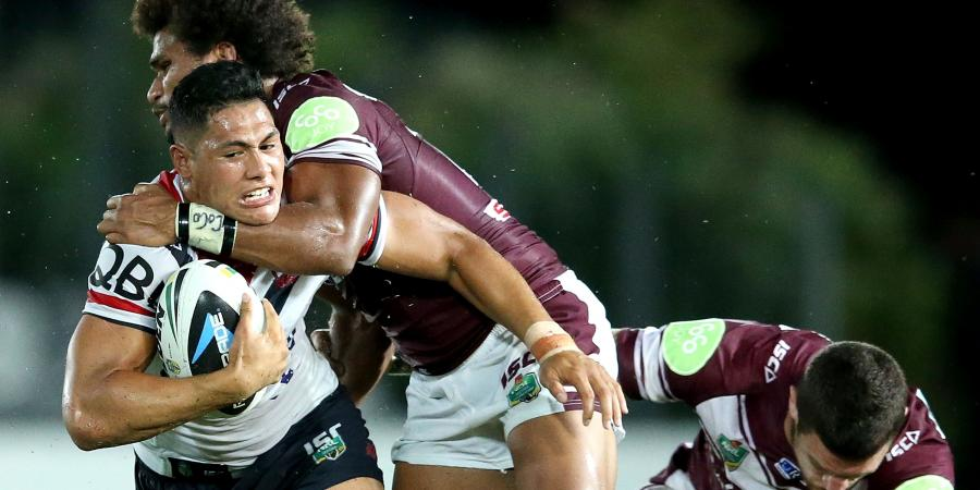 Roosters battle Manly NRL hoodoo
