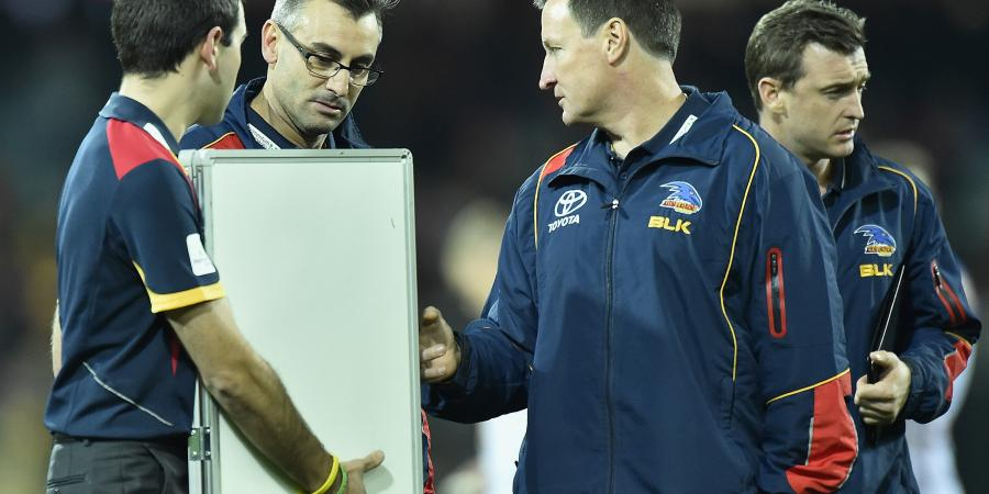 Campo remains undecided as Crows coach
