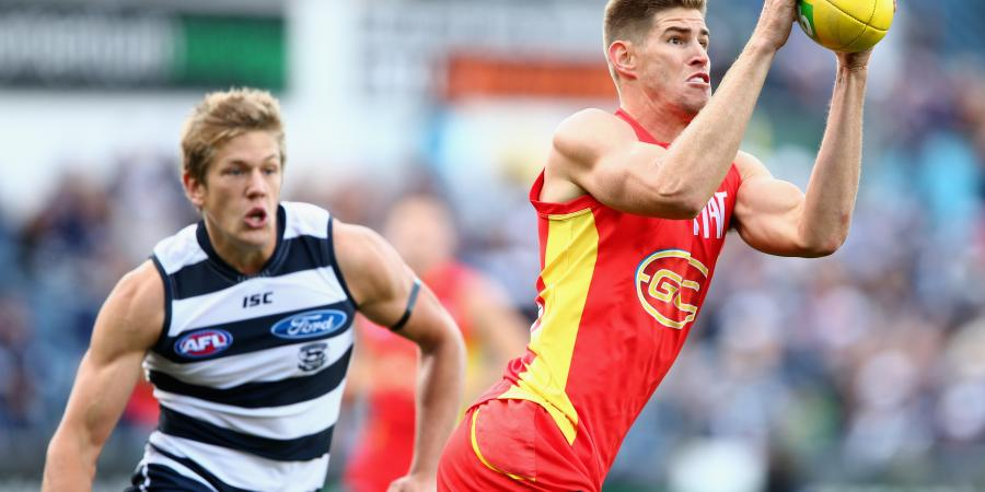 Suns ruckman Smith faces Port double act