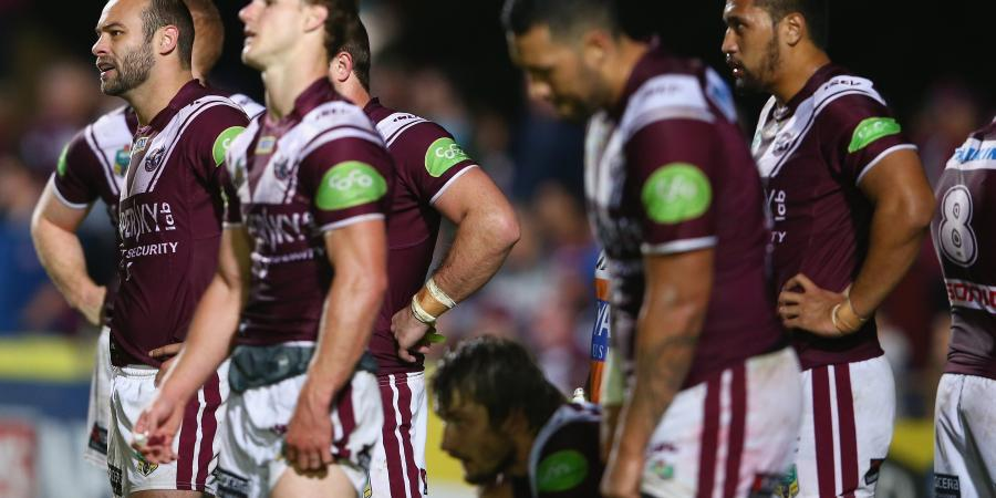 Roosters kill off Manly's final hopes