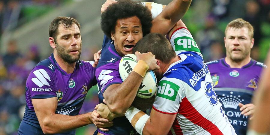 Storm rebound with NRL win over Cowboys