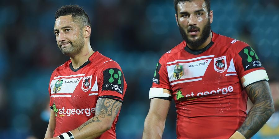 Poor Dragons fail to seal NRL finals spot
