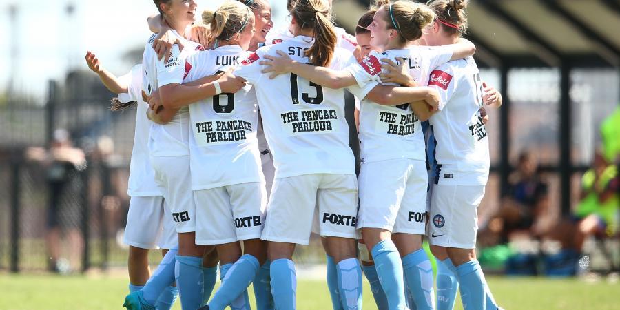 City relished W-League derby test