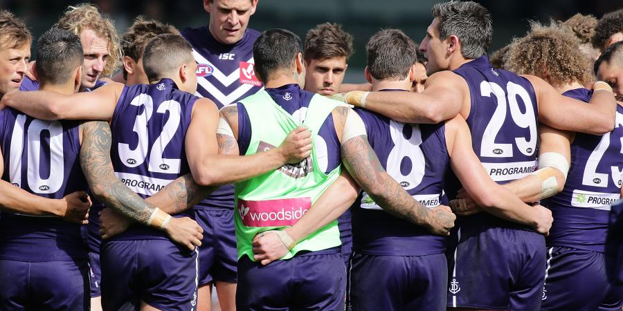 Dockers in line for a captaincy switch