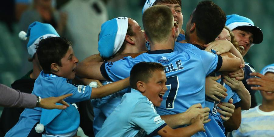 Brosque strikes as Syd FC ground Jets