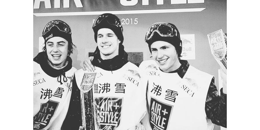 Max Parrot, Mark McMorris, Sven Thorgren win Air + Style Beijing 2015